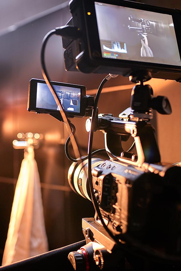 映像システム事業